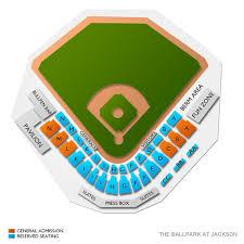Smokies Baseball Stadium Seating Chart 47 Ageless Pensacola Blue Wahoos Stadium Seating Chart