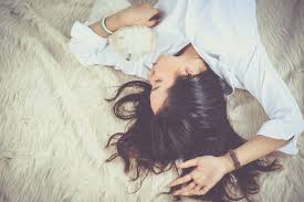 Beautiful bedroomlove black white tan Beige Pixabay Pexels Person Lying On Bed Covering White Blanket Free Stock Photo