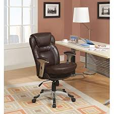 Eco friendly office chair Pain Stylish Executive Eco Friendly Bonded Leather Office Chair Active Seating Technology Pivoting Seat And Lumbar Soft Amazoncom Amazoncom Stylish Executive Eco Friendly Bonded Leather Office