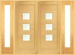 double front door with sidelights. Double Door With Sidelights External Front Doors Wood D