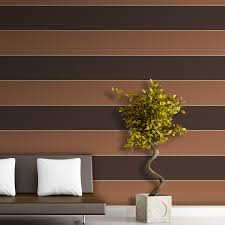 free painting horizontal stripes on the wall