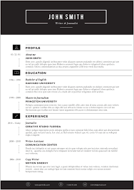Trendy Resume Templates Affordable Templates Resume 24 Resume Template Ideas 1