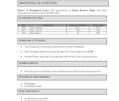 Bds Fresher Resume Sample Elegant Online Cv Form Matchboard Freshers ...