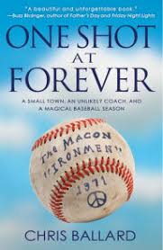 baseball essays writings baseball softball books barnes title one shot at forever a small town an unlikely coach and