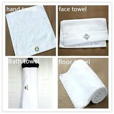 Standard Bath Towel Size Magnificent Standard Towel Sizes Logo Printed Whole Customized Cotton Bath Soft