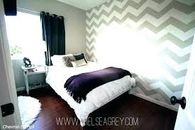 chevron room decor chevron bedroom wall full size of room ideas beautiful stenciled idea the striped chevron room decor chevron wall