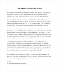 Letter Of Recommendation Teacher Sample Parent Letter Of Recommendation Brief Teacher To