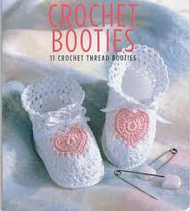 Thread Crochet Patterns Impressive Ravelry Leisure Arts 48 Crochet Booties 48 Crochet Thread
