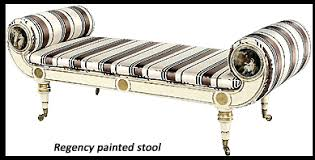 A Large Proportion Of The Furniture Was Made In England Chinese  Manner And Carved Painted To Simulate Bamboo George Smith 17561826 Thomas  Regency Style I40