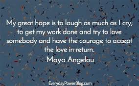 Love Quotes Maya Angelou 100 Maya Angelou Quotes About Success Love Life Everyday Power 81