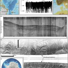 sub seafloor acoustic mapping