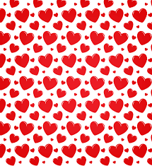 Heart Pattern Inspiration Free Transparent Heart Seamless Vector Pattern PSD Files Vectors