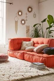 Captivating Modern Floor Cushion Sofa Images Decoration Ideas