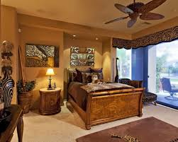 Image of: African Room Decor