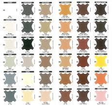 Tarrago Leather Dye Color Chart Tarrago Cream Dye Color Chart