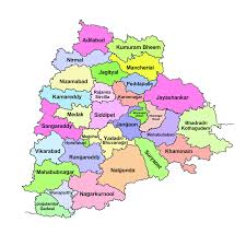 Telangana Freedom Fighters Chart 31 Districts Of Telangana Visit Telangana Official
