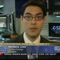 Patrick Cho   C-SPAN.org