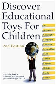 Amazon.com: Discover Educational Toys for Children (9780965532914): Werdel, Hilary,  Watkins, Tracy: Books