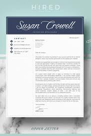 Modern Resume Template Windows R36 Susan Crowell Creative Modern Resume Template For