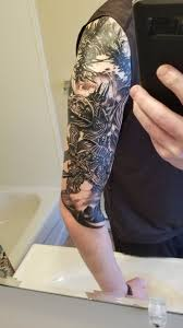 Chosen On Twitter Tattoo Starting To Heal Then Back For Color