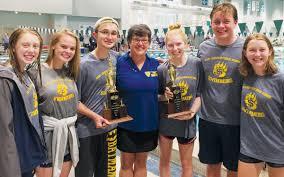 Winning Swimmers   The Northside Sun