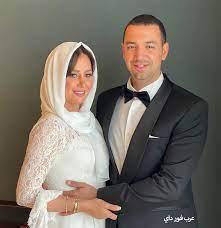 بالصور والفيديو عقد قران حلا شيحه ومعز مسعود