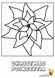 Blade Flower Geometry Coloring Pages For Christmas Flower Coloring ...