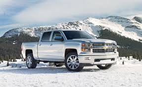 2014 Chevrolet Silverado High Country Photos and Info – News – Car ...