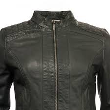 boss casual janabelle3 womens leather jacket