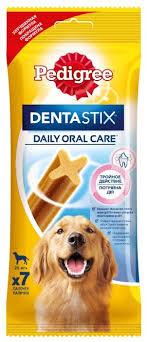 <b>Лакомство для собак</b> Pedigree Denta Stix для кру... — купить по ...