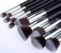 professional makeup brushes 10 pcs brushes for mac makeup cosmetic kit set kabuki foundation makeup brush holder on aliexpress alibaba group