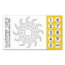 Free Punch Cards Template Loyalty Punch Card Template Arts Arts