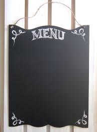 Chalkboard Kitchen Kitchen Blackboard Etsy