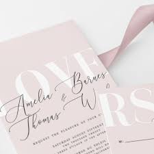 Make Your Invitation How To Word Your Wedding Invitations Plus 12 Wedding
