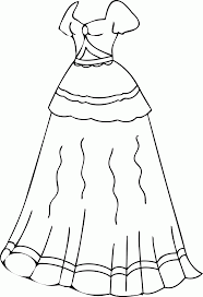 Small Picture Innovative Dresses Coloring Pages 38 909
