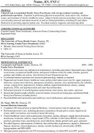 Mid Level Practitioner Sample Resume Adorable Resume Sample Nurse Resumes Nurse Practitioner Resume Examples Big