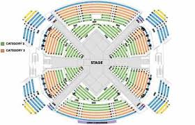 Love Show Seating Chart Complete Beatles Love Cirque Du Soleil Seating Chart The