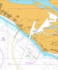 Freeport Harbour Marine Chart Cb_gb_0398_1 Nautical