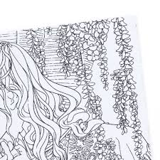 Coloring Pages Incredible Coloring And Stress Relief Beauty The