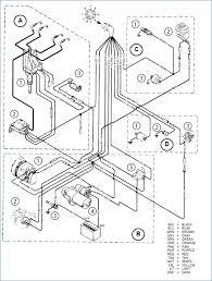 mercruiser 140 wiring diagram wire center \u2022 93 Aerostar Distributor Parts Diagram at Mercury Thunderbolt Ignition Wiring Diagram