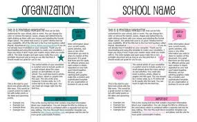 Free Teacher Newsletter Templates 15 Free Microsoft Word Newsletter Templates For Teachers School