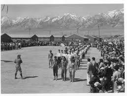 best images about ww ii american concentration camps on manzanar internment camp map of ese internment camps across america