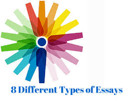 all useful tips from our blogger content 8 different types of essay