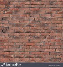 old red brick wall background seamless tileable texture