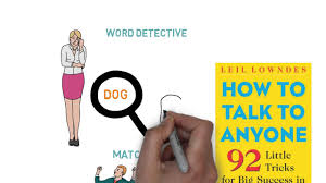 How To Talk To Anyone How To Talk To Anyone 92 Little Tricks Leil Lowndes Animated