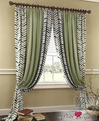 Классические <b>шторы</b> gloria цвет: зеленый <b>томдом</b> из ткани ...