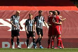 Liverpool 1, Newcastle 1 - Match Recap: Missed Chances Cost Liverpool the  Win - The Liverpool Offside