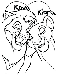 600x800 baby simba coloring pages