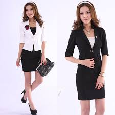 get ations 2016 rushed skirts women suits skirt the new hotel front desk uniform dress clothing fashion y
