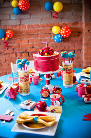 Homemade Circus Decorations Homemade Circus Decoration Ideas Backyard And Birthday